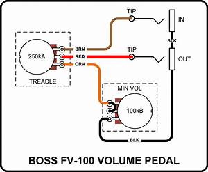 Led Wiring Diagram Pedal