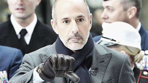 Matt Lauer Snubbed From 'Today' Show 25-Year Anniversary ...