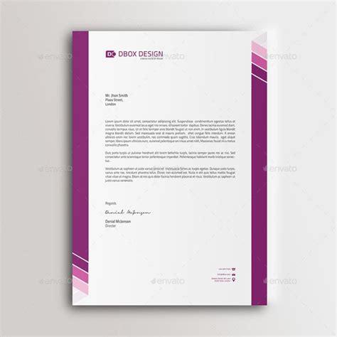 ideas  company letterhead template