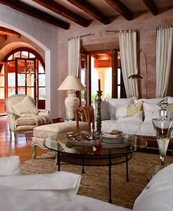 Wohnideen Im Landhausstil : mediterrane wohnideen ~ Sanjose-hotels-ca.com Haus und Dekorationen