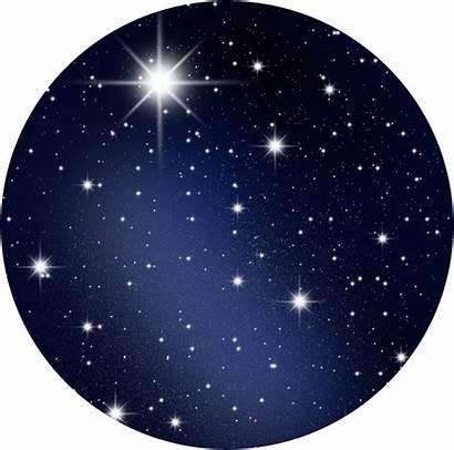 Aesthetic Star Stars Clipart Transparent Nightsky Dark