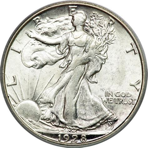 walking liberty half dollar value 1928 walking liberty half dollar values and prices past sales coinvalues com