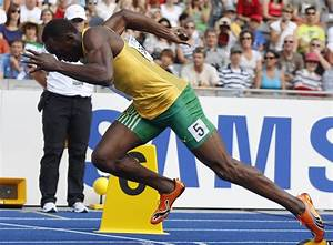 Usain Bolt, The Fastest Man in the World - Train Body and Mind