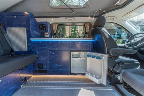 Mercedes Sprinter Luxury Interior by Customize Your Keystone Coach Works