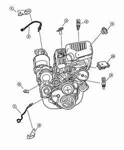 Jeep Cherokee Sensor  Throttle Position  Body  Engine