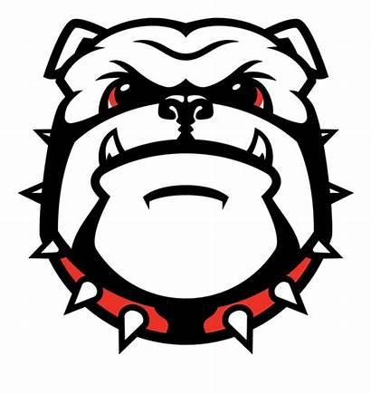 Bulldog Georgia Bulldogs Clipart Transparent Football Uga