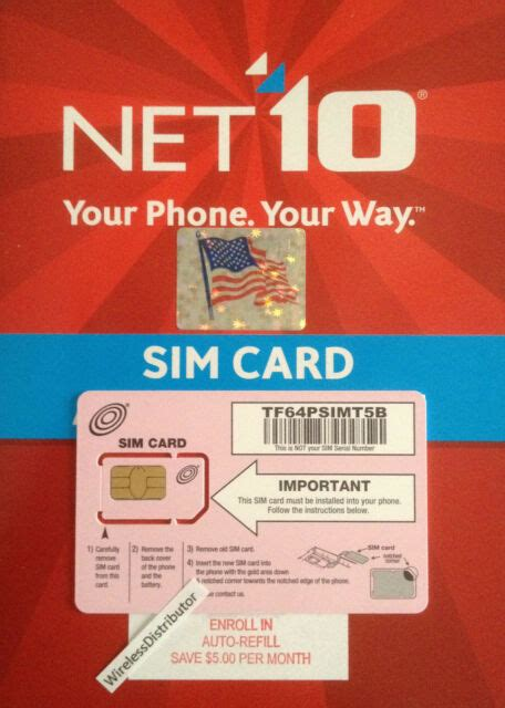 Already have a phone you love? NET10 SIM UNLIMITED TALK-TEXT-DATA $35 MOT-MOBILE 4G LTE NETWORK *** | eBay