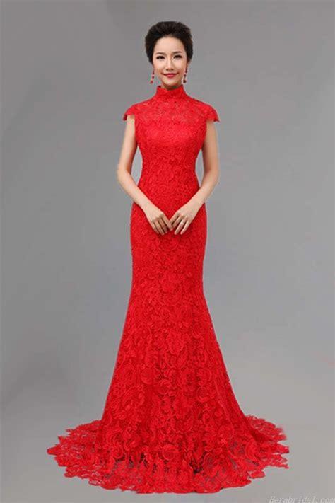 trendy chinese wedding dress prlog