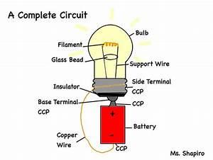 Circuit Diagram Led Light Bulb