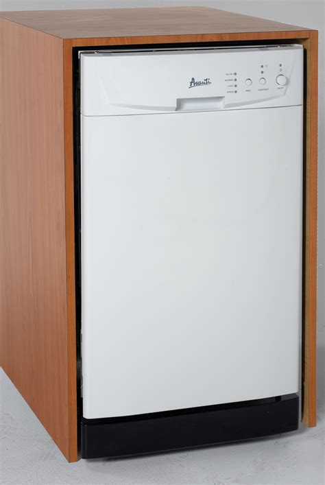 refrigerator kitchen cabinet product catalog model dwe1800w built in dishwasher white 1812
