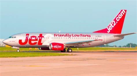Jet2 airline 'to sue' abusive passenger in Spanish court - BBC News