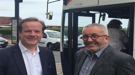 Dover and Deal MP Charlie Elphicke tells Stagecoach to ...