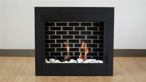 How To Use Fireplace - gel fuel indoor fireplace insert