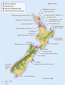 Marine Protected Areas Map  U2013 Protected Areas  U2013 Te Ara Encyclopedia Of New Zealand