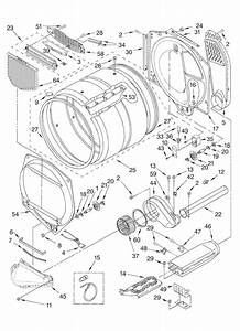 I Have A Whirlpool Duet Dryer Model  Gew9250pw0 It Will
