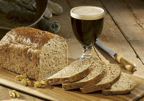 4 homemade recipes for barley bread from the biggest global cooking community! One for the boys surely, a lovely Guinness & Walnut Loaf ...