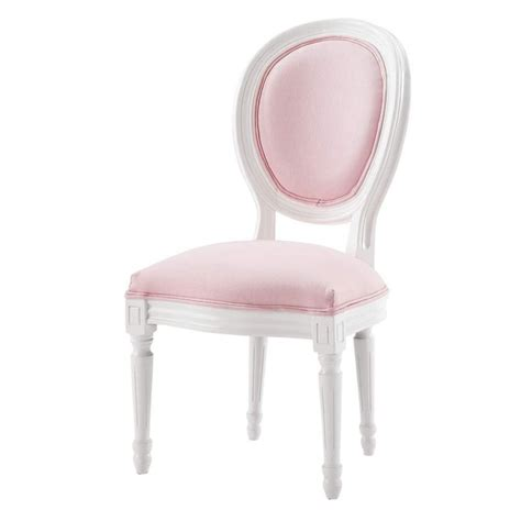 chaise médaillon maison du monde chaise médaillon enfant en bois blanche et louis maisons du monde