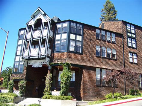 Berkeley Housing by File Foothill La Loma Of California