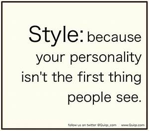 Style tips and ... Fashion Event Quotes