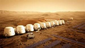 Landscaping Mars: Are plans to put people on the Red ...