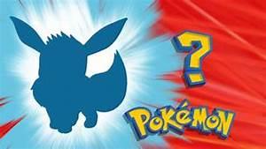 whos that pokemon its eevee