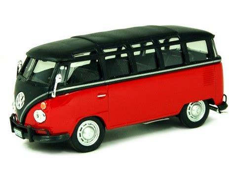 VW VOLKSWAGEN SAMBA T1 1:43 Car NEW Van Diecast Models