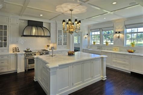 Antique Dark Kitchen Cabinets With Dark Hardwood Floors