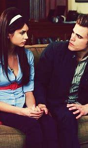 Elena and Stefan | Vampire diaries, Vampire diaries stefan ...