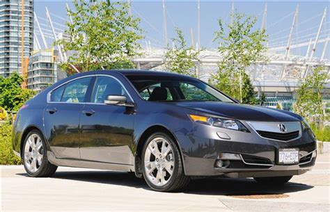 acura tl  view specs prices   page