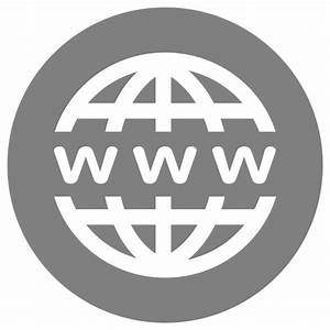 World Wide Web Icon | Public domain vectors
