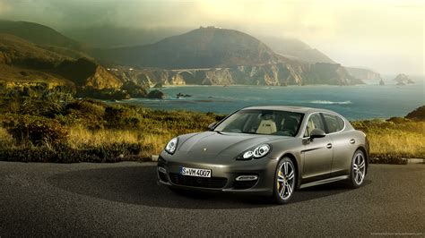 awesome porsche panamera wallpaper