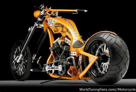 Custom Motorcycle And Bike Pictures & Wallpapers Gallery 3