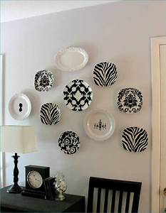 Extraordinary 50 wall plates decor decorating design of for Unique wall decor