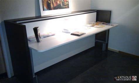 Lit Escamotable Bureau - lits escamotables ikea 3 lit escamotable avec bureau