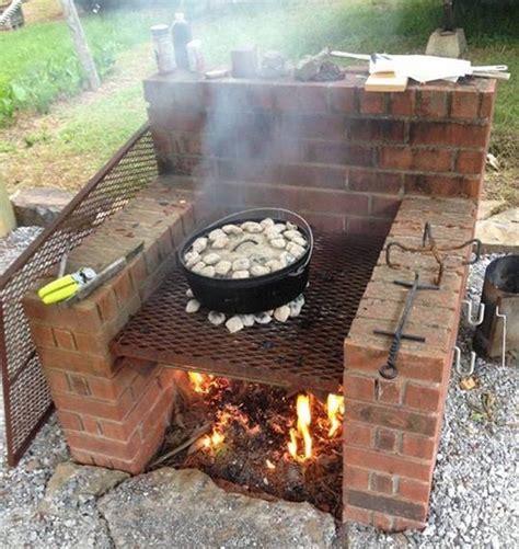 fabriquer un barbecue vertical remc homes