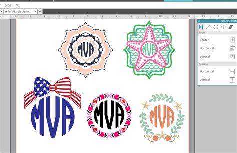 With this download you get 9 free mandala svg files in eps, png, svg & dxf format. How to Use SVG Alphabet Sets in Silhouette Studio ...