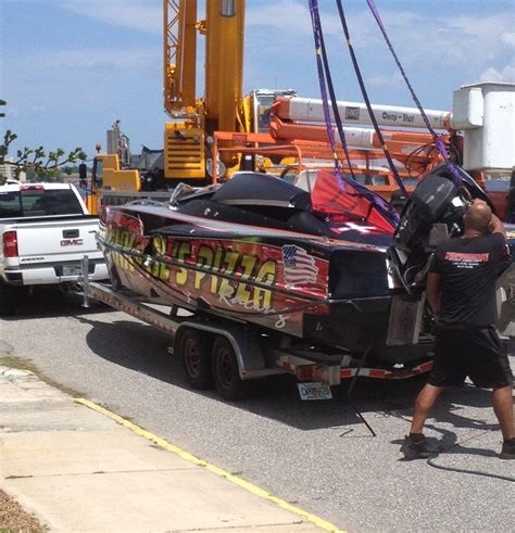 Power Boat Crash Jacksonville by Powerboat Racer Dies After Collision During Jacksonville
