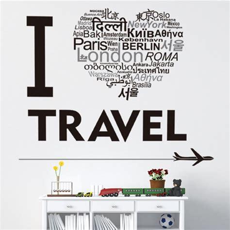 wall sticker travel i travel wall sticker travel bible shop