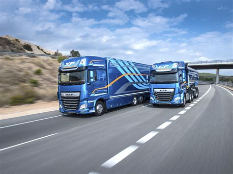International Truck Of The Year 2018 Vince Daf Business