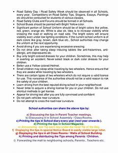Bullying Essay Thesis School Safety Essay Examples Examples Critical Analysis Essay Example Paper also Research Essay Proposal School Safety Essay Describe A Place Essay School Road Safety Essay  Essay Examples English