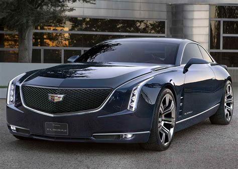 Cadillac Car : 2013 Cadillac Elmiraj Concept Specs & Pictures