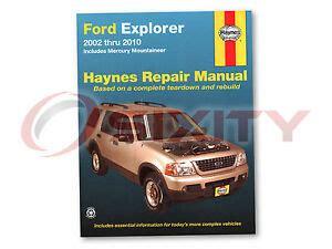 car service manuals pdf 2000 ford explorer sport trac electronic valve timing ford explorer haynes repair manual xlt nbx xls postal eddie bauer sport gm