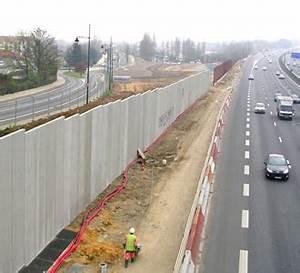 Mur Végétal Anti Bruit : murs en b ton anti bruit ~ Premium-room.com Idées de Décoration