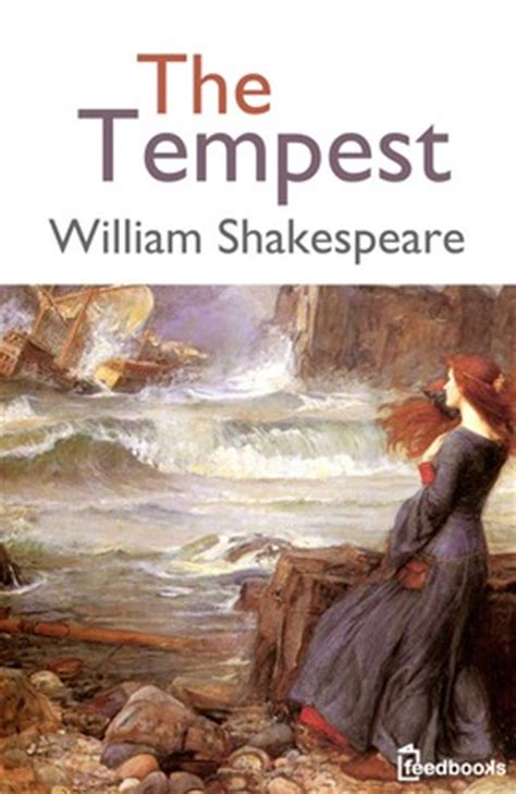 the tempest william shakespeare feedbooks