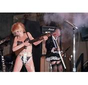 The Plasmatics Fire A Shot Gun Onstage At CBGB Pictures