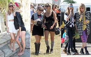 Festival Fashion Inspiration From the Ultimate Celebrity