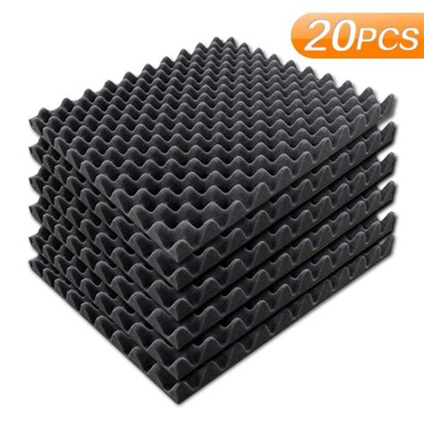 sound absorption foam square  sheets