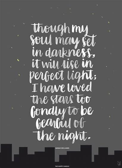 Quotes Sarah Williams Astronomer Soul Poem Quote