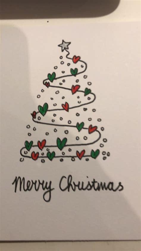 easy diy christmas card ideas youll   send
