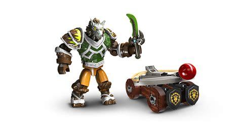 bloks amersfoort mega bloks world of warcraft goblin zeppelin merchandise